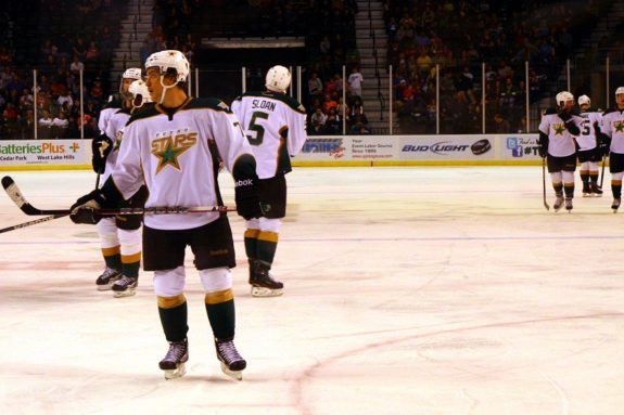 Colton Sceviour and Stars