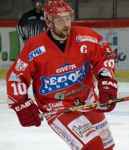 Lino De Toni Italian hockey