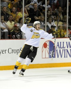 Mark Stone (Aaron Bell/CHL Images)