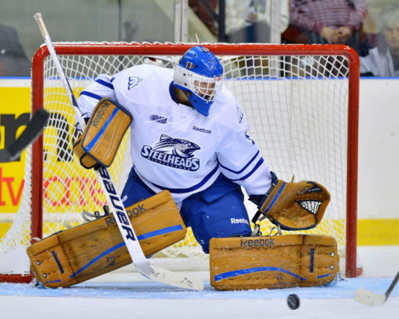Spencer Martin Steelheads