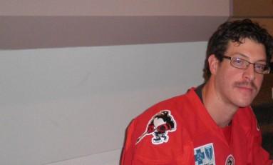 "Joey Mormina, Wilkes-Barre/Scranton Penguins Fans Come Together for ""Movember"""