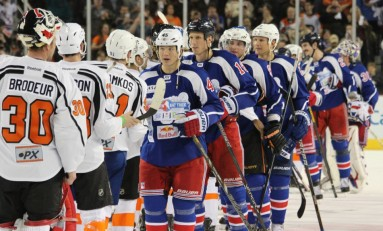 Operation Hat Trick is a Great Success for Players, Charities