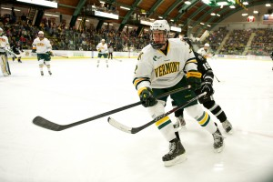 Mike Paliotta of the Vermont Catamounts [photo courtesy of Brian Jenkins