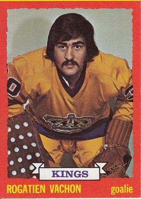 Rogie Vachon 1973-74 Topps