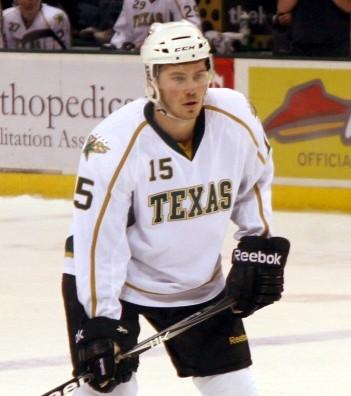 Scott Glennie Texas Stars