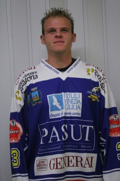 Simone Donati Italian hockey
