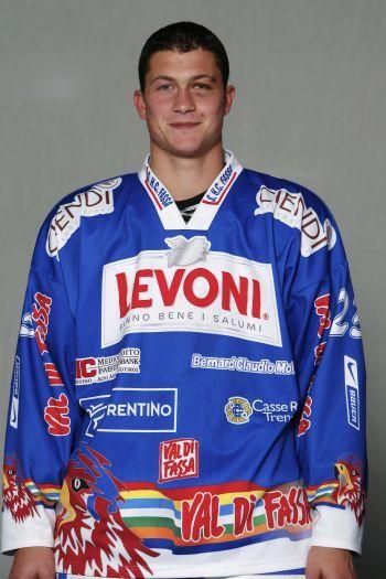 Stefano Marchetti Italian hockey