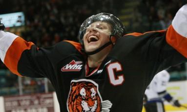 Hunter Shinkaruk 2013 NHL Draft Prospect