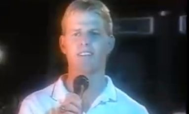 Calgary Flames' Great Gary Roberts