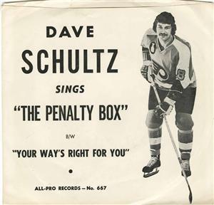 Dave Schultz - The Penalty Box