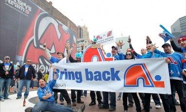 After the Winnipeg Jets, the Quebec Nordiques?