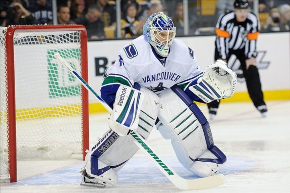 more photos fd548 37e44 Cory Schneider Trade: Good Deal or End of the World for Canucks?