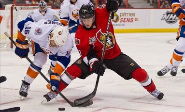 Kyle Turris and the Ottawa Senators Are Getting It Done