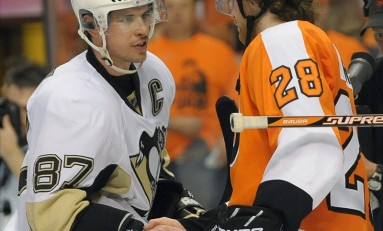 Reliving the Flyers & Penguins 2012 Playoff Series