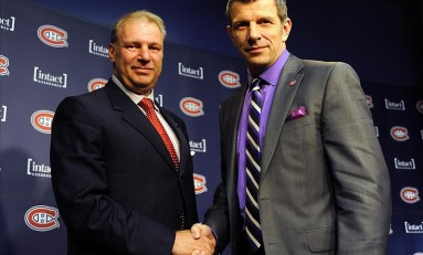 Therrien Finally on Same Page as Bergevin, Buying into Habs Youth Movement