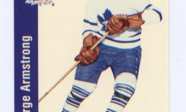 TML Captains: George Armstrong 1958-1969
