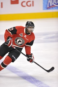 Anthony Duclair has played the last 3 seasons in the QMJHL with the Quebec Ramparts.