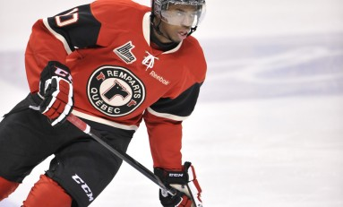 Anthony Duclair: In His Own Words
