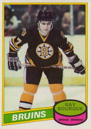 Ray Bourque is one of the most notable eighth overall draft picks. He was selected in 1979 by the Boston Bruins. (THW/Media Library)