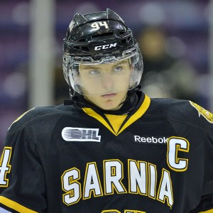Alex Galchenyuk (Terry Wilson/OHL Images)
