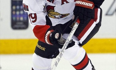 """Jason Spezza To Lead Ottawa Senators Into Post """"Alfie"""" Era"""