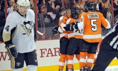 Flyers Goal Song Isn't Really All That Dynamite