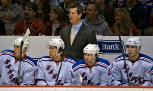 New York Rangers Assistant Coach Mike Sullivan