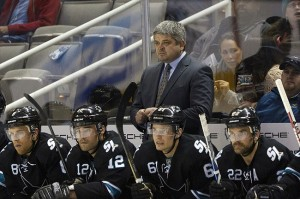 With a rough start to the season, Todd McLellan's job may be in jeopardy.