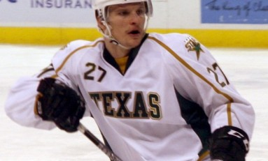 Antoine Roussel on the Cusp of Unlikely NHL Debut