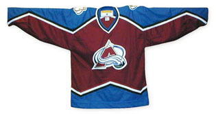 Best '90s NHL Jerseys