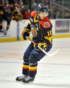 Stephen Harper hockey player