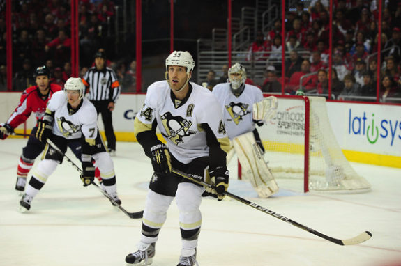 Brooks Orpik, Paul Martin