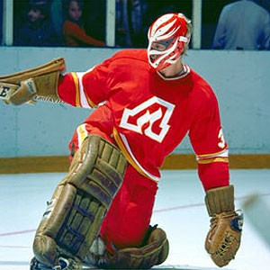 Dan Bouchard Flames expansion goalie