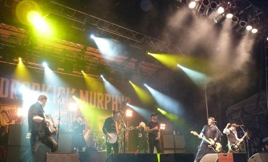 Dropkick Murphys The Boys Are Back