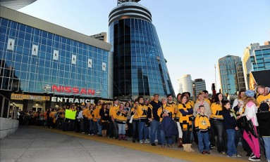 Bridgestone Arena: Heart of the Music City