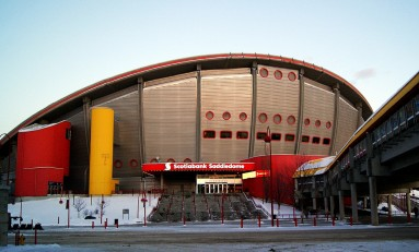 The Saddledome Turns 30 Amidst Flood Recovery