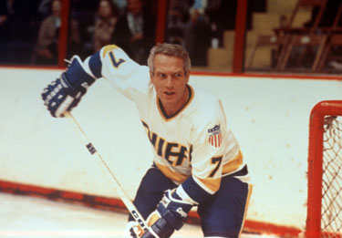 Reg Dunlop from Slap Shot.