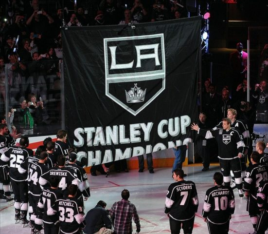 Los Angeles Kings banner