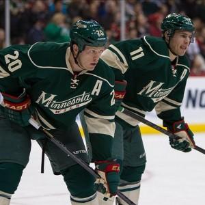 Zach Parise, Minnesota Wild, Ryan Suter, NHL, Hockey
