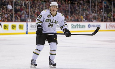 Cody Eakin Gives Dallas a Boost on Second Line