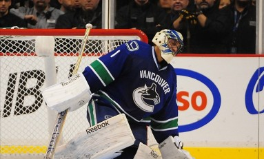 Luongo Looks For Olympic Break from Frightful February