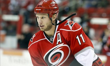 Weekly Fantasy Roundup - Jordan Staal Shifting into First Gear