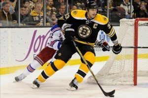 Zdeno Chara leads a terrific Bruins defense.