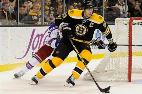 (THW file photo) The Boston Bruins are going to be without captain and top defenceman Zdeno Chara for at least a month. You can't really replace a player of his magnitude or skill-set, but the Bruins need to do something to offset his loss and that might mean making a trade within the next week.