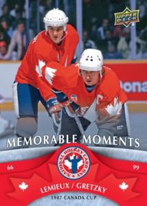 Wayne Gretzky, Mario Lemieux