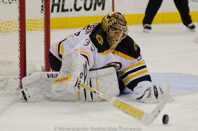 Anton Khudobin, Boston Bruins