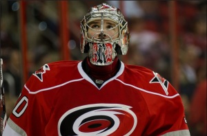 Is Cam Ward's time up in Carolina? (Hammersmith Studios- Greg Thompson)