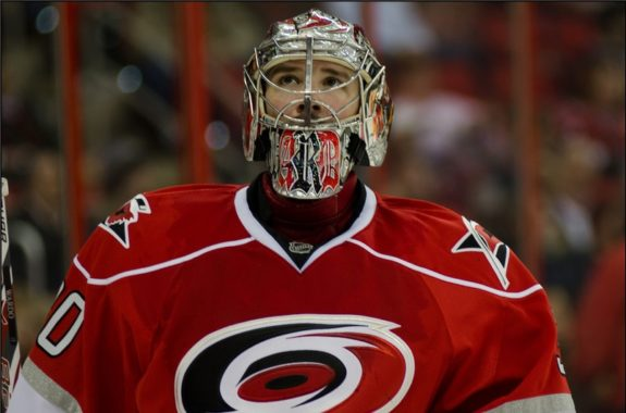 (Hammersmith Studios- Greg Thompson) By trading for Cam Ward back in Week 1, I set the wheels in motion towards becoming a buyer rather than a seller this season. By the end of Week 4, I was all-in on the buying front — making a further commitment by completing a blockbuster deal for Antti Niemi and Craig Anderson to better shore up my goaltending.