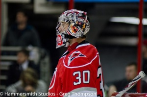 Cam Ward came in for Anton Khudobin and played a fantastic game