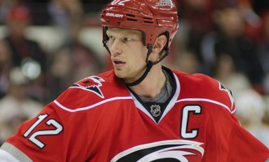 Hurricanes Eric Staal Trade Rumors Fast and Furious